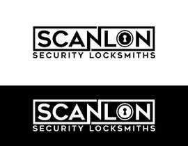rahinai406 tarafından Design a logo for my company 'Scanlon Security Locksmiths' için no 231