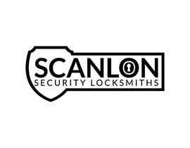 kawsarpatwary1 tarafından Design a logo for my company 'Scanlon Security Locksmiths' için no 217