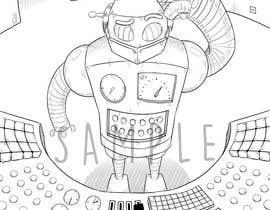 #33 untuk Robot scratching his head oleh cloudesky12