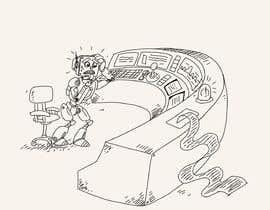 #28 untuk Robot scratching his head oleh berragzakariae