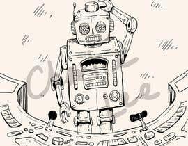 #13 untuk Robot scratching his head oleh LeeCharlie