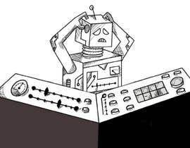 #34 untuk Robot scratching his head oleh vishiva