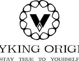 #167 untuk Vyking Origin Logo Design oleh monjurulislam865