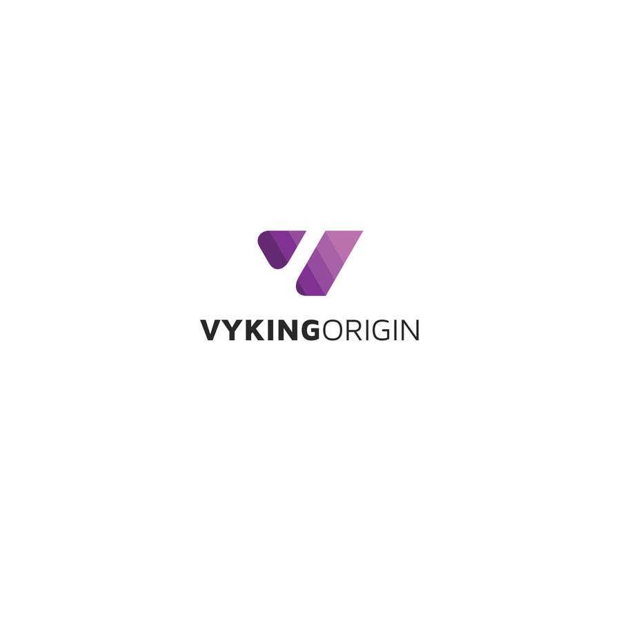 Penyertaan Peraduan #185 untuk Vyking Origin Logo Design