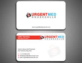 #531 for need new business card design for medical practice af ABwadud11
