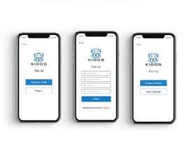 #18 cho Daycare Mobile App Design (only some screens) bởi mohammadmusaddek