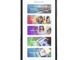 #11 cho Daycare Mobile App Design (only some screens) bởi tamamanoj