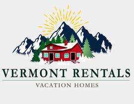 #11 for A vacation rental logo that can be used for brochures, coasters, and stickers for advertisement. af LokeshSharma0204