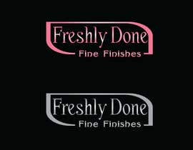 #213 cho New Logo for a new business Freshly Done Fine Finishes bởi skriyadul3690