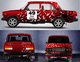 #6 for Design for Rallye Car by farisazfar