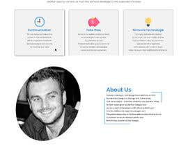 #20 for UI Design for new website by saidesigner87