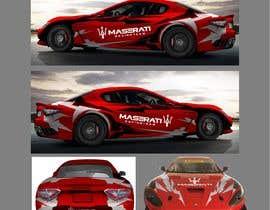 Nro 44 kilpailuun Maserati Racing Team - Corporate Identity käyttäjältä monstersox