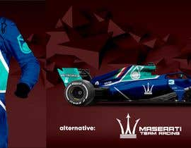 #24 for Maserati Racing Team - Corporate Identity by revspread