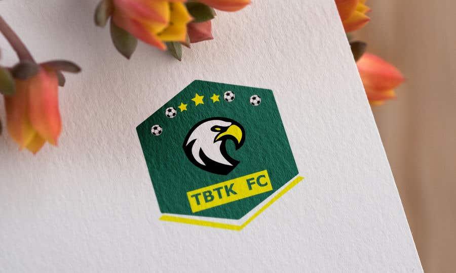 """Intrarea #12 pentru concursul """"TBTK FC & Edgbaston Eagles"""""""