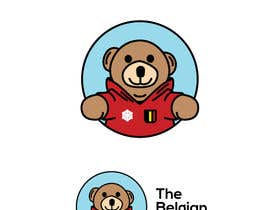 #6 for Traveling teddy bear logo design af moshkovskiynik