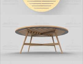 nº 22 pour Design and 3D Render a lounge table par AnwarDM