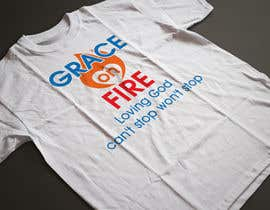 #24 for Design a T-Shirt for Grace on Fire by harishjeengar