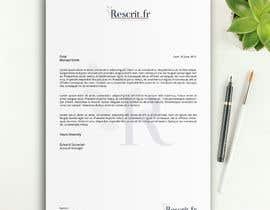 #34 cho LetterHead, organisation Letter template   design bởi designhouse9t9