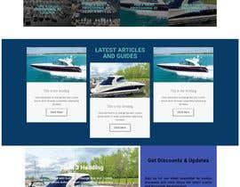 Nro 126 kilpailuun Website Design and logo revision käyttäjältä habib928