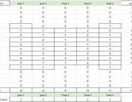 #2 for Create Gsheets script for pack size af aashaymylapilli