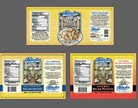 #4 для Refresh of Company Retail Food Labels от Areynososoler