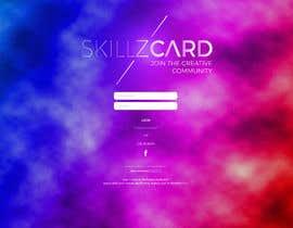 #57 cho Background for landing page (behind logo) bởi designersupriya