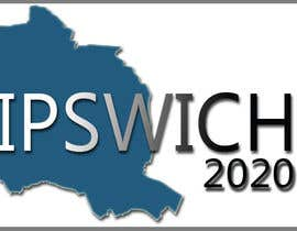 #38 para Logo Design for Ipswich2020 por SkyDevelopers
