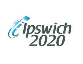 #45 para Logo Design for Ipswich2020 por Christina850