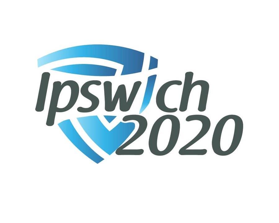 Inscrição nº                                         49                                      do Concurso para                                         Logo Design for Ipswich2020