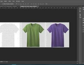 Nro 6 kilpailuun Wordpress Graphic Design for Blank T-Shirt käyttäjältä sharifsorot