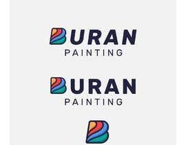 #444 untuk Logo for New Painting Company oleh salimbargam