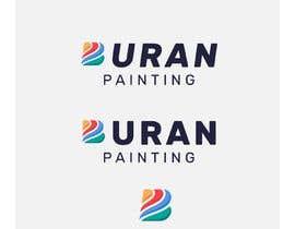 #446 untuk Logo for New Painting Company oleh salimbargam