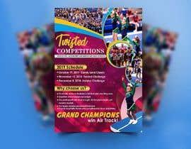 #29 for Cheerleading Event Flyer '19 af satishandsurabhi