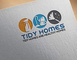 #120 for Tidy Homes Logo by rahulsheikh