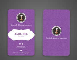 #276 for Create a business card and slogan for my online bakery business. by Jannatulferdous8
