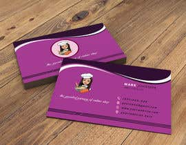 #274 for Create a business card and slogan for my online bakery business. by yasinmahammudsum