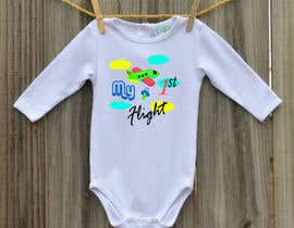 #2 for Designs for baby bodysuits by Marufahmed83