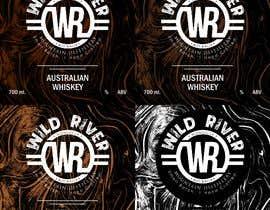 polkurakina tarafından Desing a front label for my Australian whiskey için no 24