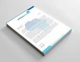#187 untuk Letterhead Design for Africa Needs Community Development Corporation, Inc. oleh abdulmonayem85