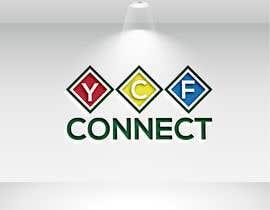 Nro 303 kilpailuun Business Logo Design: YCF Connect käyttäjältä mdsahed993