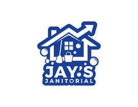 Nro 76 kilpailuun Jay's Janitorial Logo Design käyttäjältä BrilliantDesign8