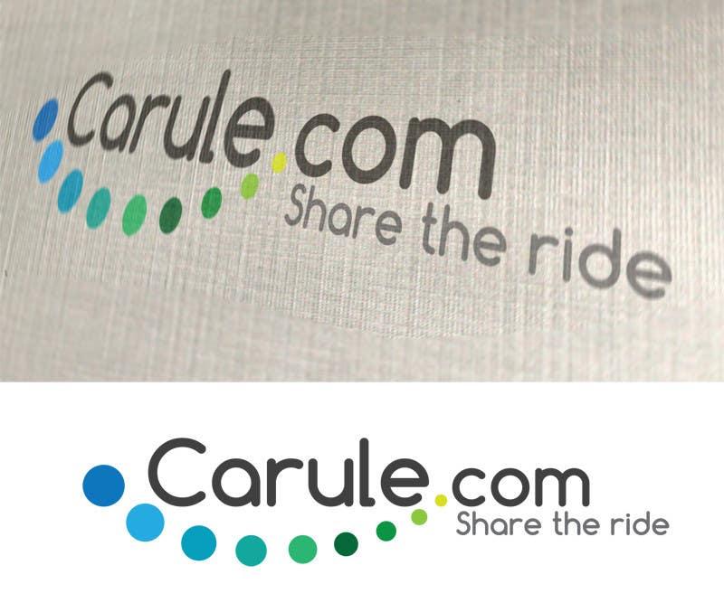 Bài tham dự cuộc thi #                                        77                                      cho                                         Logo Design for Carpooling concept