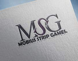 #5 for Mobius Strip Games needs new brand logo, splash screen and website banner by dominicdrozario