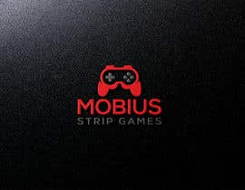 #13 for Mobius Strip Games needs new brand logo, splash screen and website banner by arafatrahaman629