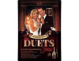 LaGogga tarafından Create a Poster - Duets Show için no 27