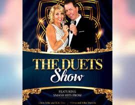 Pixelgallery tarafından Create a Poster - Duets Show için no 24