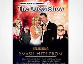 sushanta13 tarafından Create a Poster - Duets Show için no 17