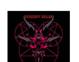 #52 for Create a logo design for our Music group Innocent Exiles - Maide-n Oz Tribute Show af sprince87