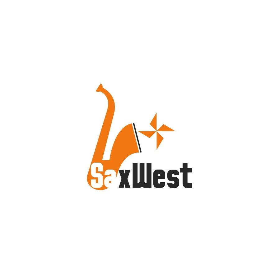 #7 for Logo Design for SaxWest band by Riteshakre