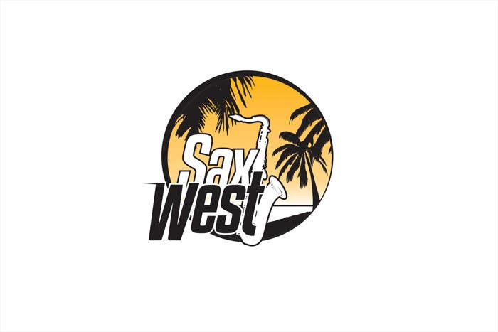 #29 for Logo Design for SaxWest band by arturkh